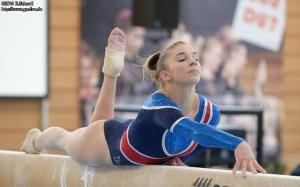 Länderkampf GER-GBR-ESP, , Kelly Simm (GBR)
